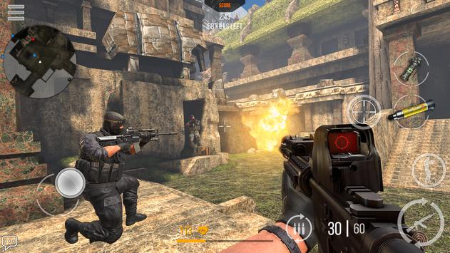 10 Schermata Modern Strike Online