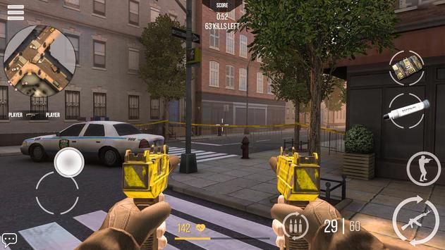 Modern Strike Online captura de pantalla 5
