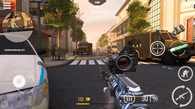 Modern Strike Online captura de pantalla 12