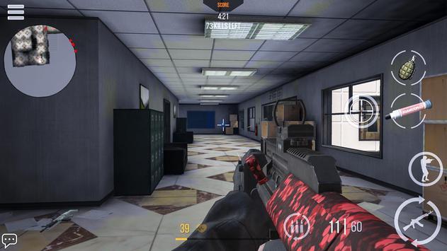 Modern Strike Online captura de pantalla 22