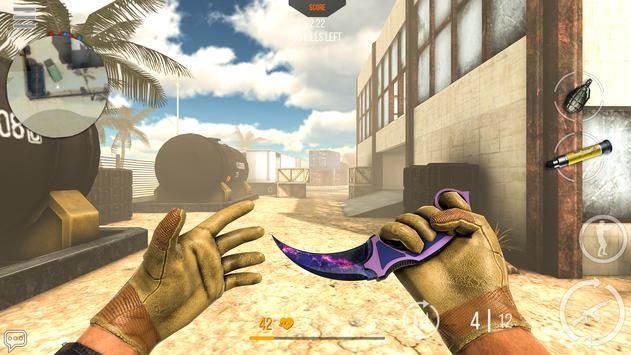 Modern Strike Online imagem de tela 4