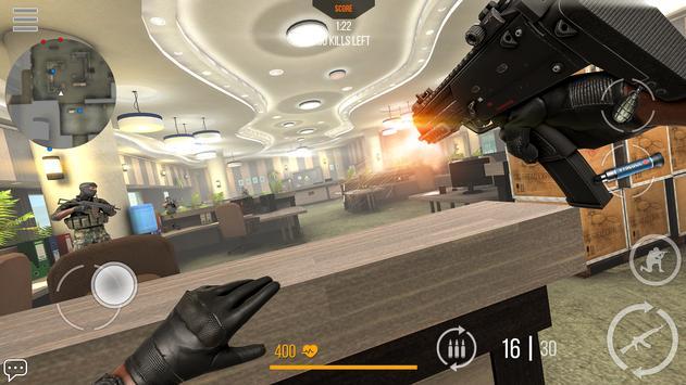 Modern Strike Online постер