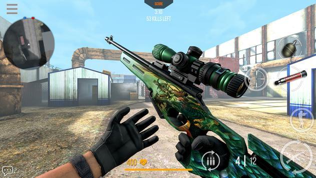 Modern Strike Online скриншот 2
