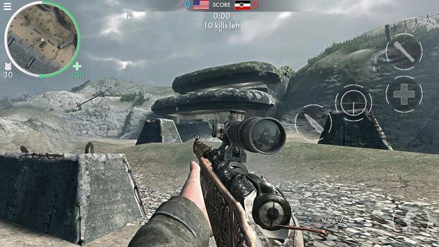 《世界战争 - 英雄》 截图 6