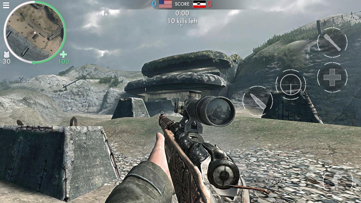war heroes apk