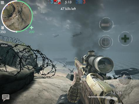《世界大戰 - 英雄》:第一人稱二次大戰射擊遊戲! 截圖 16