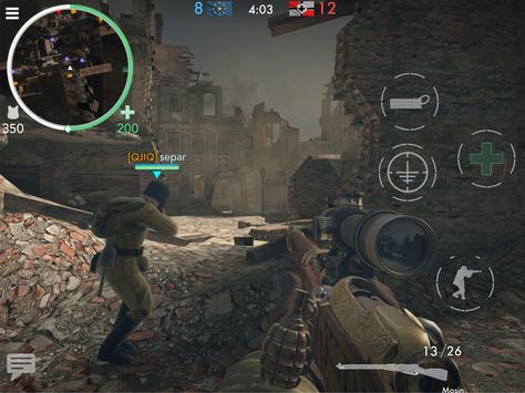 World War Heroes imagem de tela 10