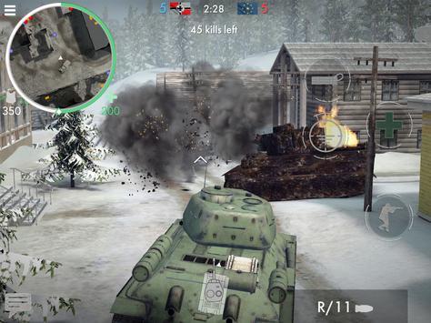 《世界大戰 - 英雄》:第一人稱二次大戰射擊遊戲! 截圖 20