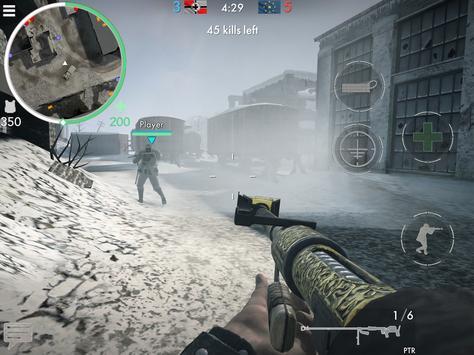 《世界大戰 - 英雄》:第一人稱二次大戰射擊遊戲! 截圖 22