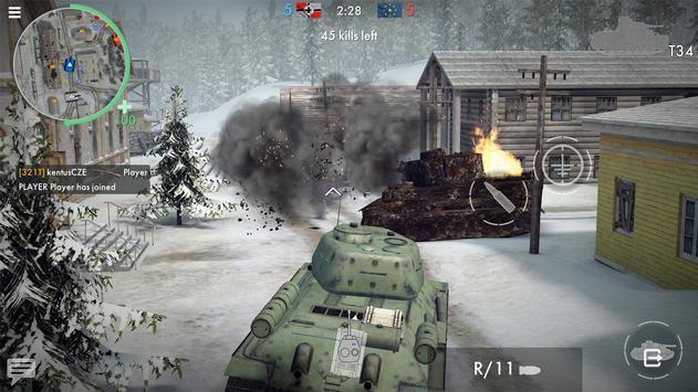 《世界大戰 - 英雄》:第一人稱二次大戰射擊遊戲! 截圖 12