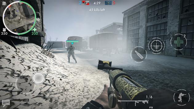 《世界大戰 - 英雄》:第一人稱二次大戰射擊遊戲! 截圖 14