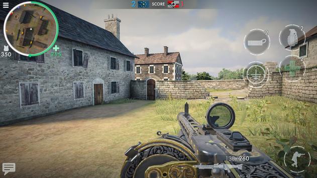 World War Heroes captura de pantalla 14