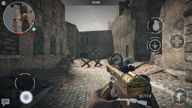 World War Heroes captura de pantalla 2