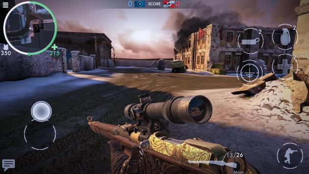 World War Heroes captura de pantalla 3
