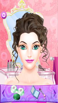 Dress Up Beauty Makeover Makeup screenshot 1