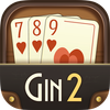 Grand Gin Rummy 2: The classic Gin Rummy Card Game आइकन