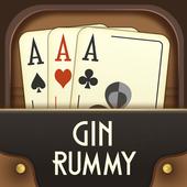 Grand Gin Rummy: The classic Gin Rummy Card Game ikona