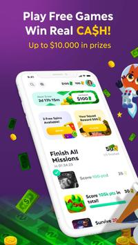 GAMEE Prizes - Play Free Games, WIN REAL CASH!0