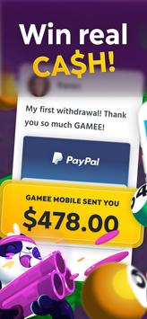 GAMEE Prizes - Play Free Games, WIN REAL CASH! poster