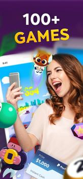 GAMEE Prizes - Play Free Games, WIN REAL CASH! screenshot 1
