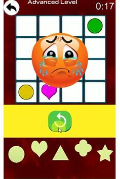 Sudoku Color Shapes Puzzle : Kids Free Game poster