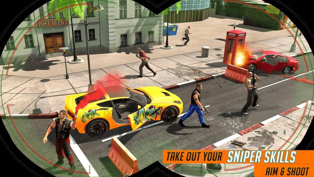 Real Sniper Gun Shooter: Free Sniper Games 2020 screenshot 13