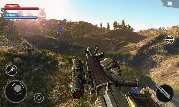 WW2 US Army Commando Survival Battleground screenshot 4