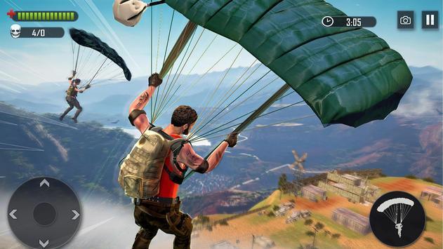 Battleground Fire : Free Shooting Games 2020 screenshot 8
