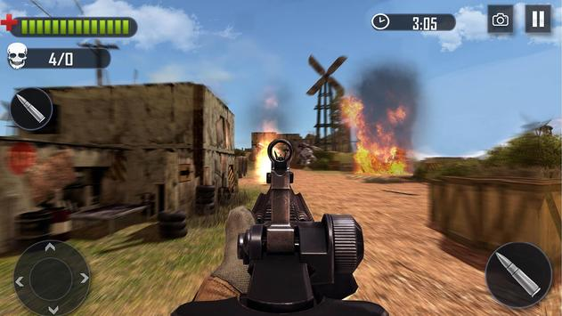Battleground Fire : Free Shooting Games 2020 screenshot 4