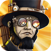 Steampunk-Spiel Zeichen