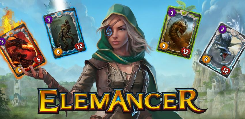 Elemancer – Legend of Cards: Collectible Card Game APK