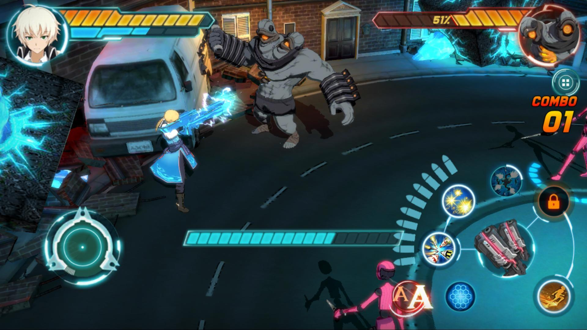 Soulworker Anime Legends For Android Apk Download