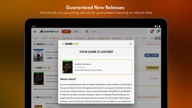 GameFly 截圖 5
