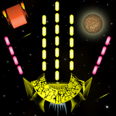 Galaxy Battle Space Shooters icon