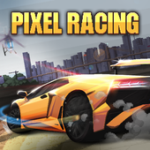 Pixel Racing أيقونة