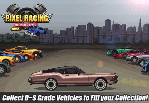Pixel Racing تصوير الشاشة 3