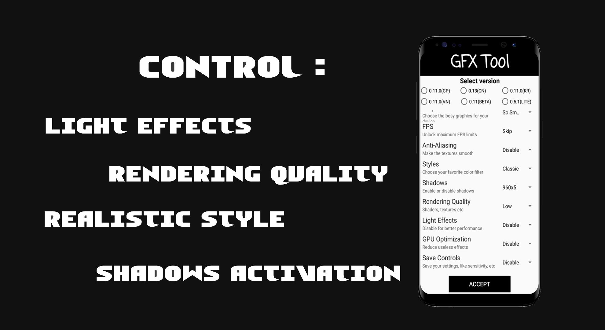 GFX Tool - Creative Destruction booster for Android - APK ...