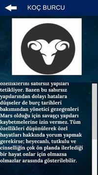 Burçlar ve Genel Özellikleri - Bilgiler screenshot 2