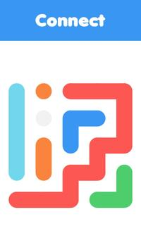 Fill - one line puzzle game 포스터