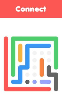 Fill - one line puzzle game 스크린샷 2