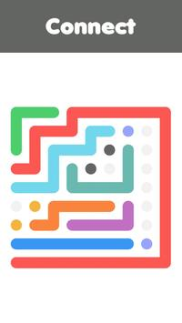 Fill - one line puzzle game 스크린샷 4