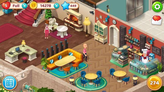 Manor Cafe скриншот 12