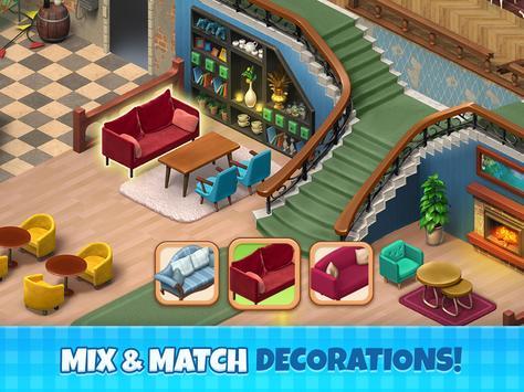 Manor Cafe скриншот 16