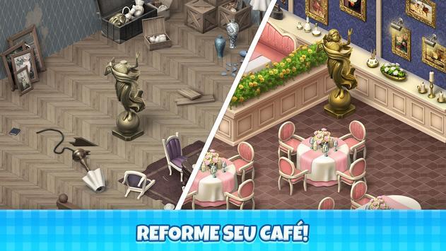 Manor Cafe Cartaz