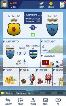 Top Football Manager 2021 - FUTBOL MENAJERİ Ekran Görüntüsü 20