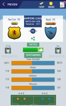 Top Football Manager 2021 - FUTBOL MENAJERİ Ekran Görüntüsü 21