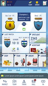 Top Football Manager 2021 - FUTBOL MENAJERİ Ekran Görüntüsü 6