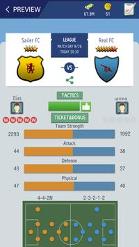 Top Football Manager 2021 - FUTBOL MENAJERİ Ekran Görüntüsü 7