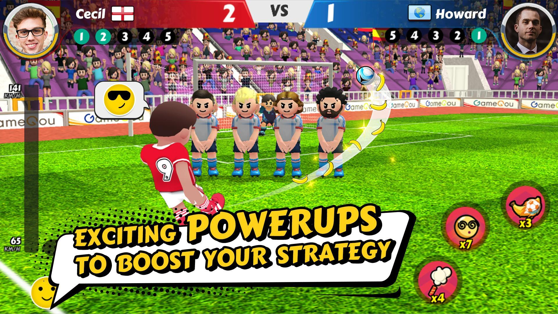 Perfect Kick 2 - Online SOCCER game cho Android - Tải về APK