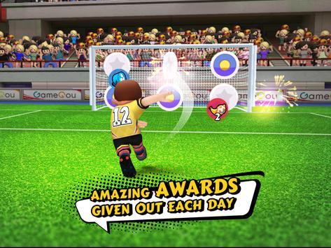 Perfect Kick 2 - Online football game स्क्रीनशॉट 19
